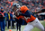 Denver Broncos wide receiver Brandon Stokley (14) pulls in the Broncos second touchdown of the game in the first quarter.  The Denver Broncos vs Baltimore Ravens AFC Divisional playoff game at Sports Authority Field Saturday January 12, 2013. (Photo by Hyoung Chang,/The Denver Post)