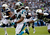 DeAngelo Williams #34 of the Carolina Panthers scores a touchdown against the San Diego Chargers on December 16, 2012 at Qualcomm Stadium in San Diego, California. (Photo by Donald Miralle/Getty Images)