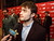 Daniel Radcliffe fields questions from the media before the premiere of 