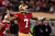 Quarterback Colin Kaepernick #7 of the San Francisco 49ers throws the ball against the Green Bay Packers during the NFC Divisional Playoff Game at Candlestick Park on January 12, 2013 in San Francisco, California.  (Photo by Stephen Dunn/Getty Images)