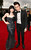 Singer Carly Rae Jepsen (L) and musician Matthew Koma arrive at the 55th Annual GRAMMY Awards on February 10, 2013 in Los Angeles, California.  (Photo by Christopher Polk/Getty Images for NARAS)