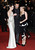 Actors Anne Hathaway, Hugh Jackman and Amanda Seyfriend attend the 