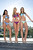 (From L to R) Miss Ireland Adrienne Murphy, Miss Australia Renae Ayris, and Miss Chile Ana Luisa Konig pose for photos in Las Vegas, Nevada December 7, 2012. The Miss Universe 2012 competition will be held on December 19. REUTERS/ Darren Decker/Miss Universe Organization L.P/Handout