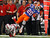 Florida Gators tight end Omarius Hines (R) is brought down by Louisville Cardinals cornerback Terell Floyd in the second quarter during the 2013 Allstate Sugar Bowl NCAA football game in New Orleans, Louisiana January 2, 2013.  REUTERS/Jonathan Bachman