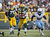 Ryan Grant #25 of the Green Bay Packers runs the ball against the Tennessee Titans at Lambeau Field on December 23, 2012 in Green Bay, Wisconsin.  (Photo by Tom Lynn /Getty Images)