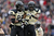 Kenny Ladler #1 and Karl Butler #28 of the Vanderbilt Commodores celebrate after Ladler's interception against the North Carolina State Wolfpack during the Franklin American Mortgage Music City Bowl at LP Field on December 31, 2012 in Nashville, Tennessee. (Photo by Joe Robbins/Getty Images)
