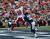 Cincinnati Bengals wide receiver A.J. Green (18) of the AFC scores a touchdown as Chicago Bears corner back Charles Tillman (33) of the NFC attempts to tackle him during the first quarter the NFL Pro Bowl at Aloha Stadium in Honolulu, Hawaii January 27, 2013. REUTERS/Hugh Gentry