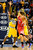 Denver Nuggets small forward Kenneth Faried (35) guards Los Angeles Clippers power forward Blake Griffin (32) during the first half at the Pepsi Center on Tuesday, January 1, 2013. AAron Ontiveroz, The Denver Post
