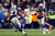 Rob Ninkovich #50 of the New England Patriots runs with the ball after an interception against the Houston Texans during the 2013 AFC Divisional Playoffs game at Gillette Stadium on January 13, 2013 in Foxboro, Massachusetts.  (Photo by Jared Wickerham/Getty Images)