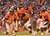 Denver Broncos quarterback Peyton Manning (18) scrambles out of the pocket in the first quarter as the Denver Broncos took on the Kansas City Chiefs at Sports Authority Field at Mile High in Denver, Colorado on December 30, 2012. John Leyba, The Denver Post