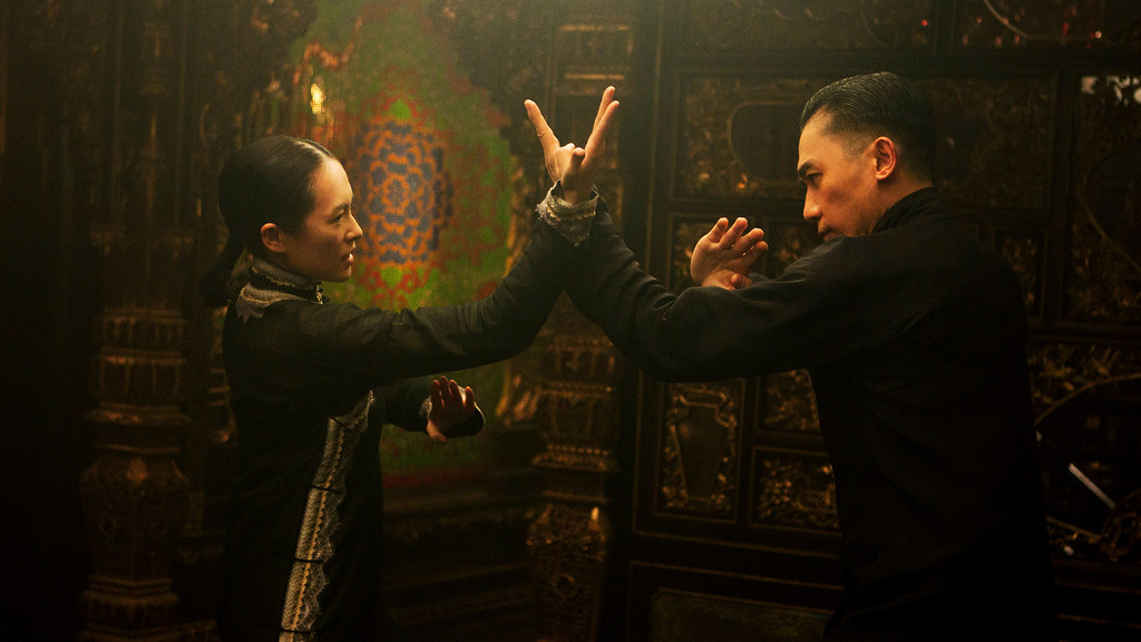 ". 2014 Academy Award Nominee for Best Cinematography:   ""The Grandmaster.\"" (AP Photo/Courtesy The Weinstein Company)"
