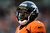 Denver Broncos wide receiver Trindon Holliday (11) on the sidelines during the second quarter.  The Denver Broncos vs Baltimore Ravens AFC Divisional playoff game at Sports Authority Field Saturday January 12, 2013. (Photo by Hyoung Chang,/The Denver Post)