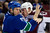 Vancouver Canucks' Dale Weise, left, and Colorado Avalanche's Cody McLeod fight during the first period of an NHL hockey game in Vancouver, British Columbia, on Wednesday, Jan. 30, 2013. (AP Photo/The Canadian Press, Darryl Dyck)