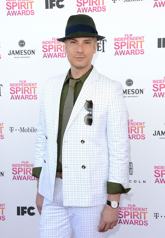 Description of . SANTA MONICA, CA - FEBRUARY 23:  Cameron Silver attends the 2013 Film Independent Spirit Awards at Santa Monica Beach on February 23, 2013 in Santa Monica, California.  (Photo by Jason Merritt/Getty Images)