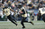 Eric Samuels #22 of the Vanderbilt Commodores returns the ball after an interception against the North Carolina State Wolfpack during the Franklin American Mortgage Music City Bowl at LP Field on December 31, 2012 in Nashville, Tennessee. (Photo by Joe Robbins/Getty Images)