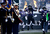 Ray Lewis #52 of the Baltimore Ravens takes the field with teammates Dannell Ellerbe #59 and Jimmy Smith #22 against the Indianapolis Colts during the AFC Wild Card Playoff Game at M&T Bank Stadium on January 6, 2013 in Baltimore, Maryland.  (Photo by Rob Carr/Getty Images)