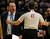 Chicago Bulls coach Tom Thibodeau (L) argues with referee Ken Mauer during the overtime of their NBA basketball game against the Denver Nuggets in Chicago, Illinois March 18, 2013. REUTERS/Jim Young