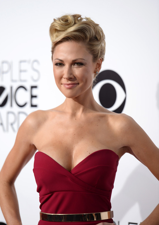 Description of . LOS ANGELES, CA - JANUARY 08:  Actress Desi Lydic attends The 40th Annual People's Choice Awards at Nokia Theatre L.A. Live on January 8, 2014 in Los Angeles, California.  (Photo by Frazer Harrison/Getty Images for The People's Choice Awards)