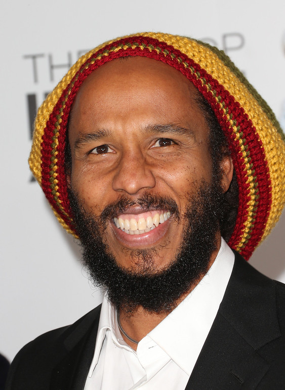 Description of . LOS ANGELES, CA - FEBRUARY 01:  Singer Ziggy Marley attends the 44th NAACP Image Awards at The Shrine Auditorium on February 1, 2013 in Los Angeles, California.  (Photo by Frederick M. Brown/Getty Images for NAACP Image Awards)