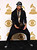 The-Dream poses backstage with the awards for best rap/sung collaboration for 