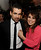 Actors Colin Farrell (L) and Noomi Rapace pose at the after party for the premiere of FilmDistrict's 