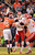 Denver Broncos defensive end Derek Wolfe (95) puts pressure on Kansas City Chiefs quarterback Brady Quinn (9) as the Denver Broncos took on the Kansas City Chiefs at Sports Authority Field at Mile High in Denver, Colorado on December 30, 2012. John Leyba, The Denver Post