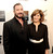 Honoree's fashion designer Ralph Rucci (L) and Amy Pascal of Sony Pictures Entertainment pose at 