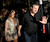 Country singers Blake Shelton and his wife, Miranda Lambert, arrive at the Warner Music Group 2013 Grammy Celebration at the Chateau Marmont, Sunday, Feb. 10, 2013, in West Hollywood, Calif. (Photo by Chris Pizzello/Invision/AP)