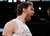 Los Angeles Lakers' Pau Gasol of Spain reacts after dunking the ball with 12 seconds left in the game against the New York Knicks, during the second half of their NBA basketball game in Los Angeles December 25, 2012. REUTERS/Danny Moloshok