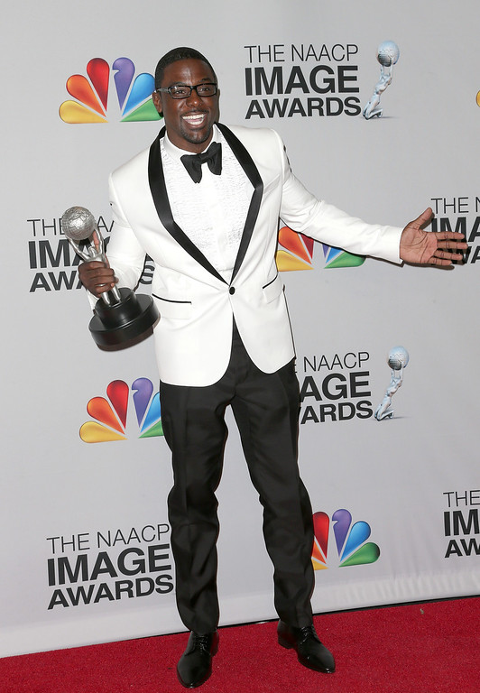 Description of . LOS ANGELES, CA - FEBRUARY 01:  Actor Lance Gross, winner of Outstanding Supporting Actor in a Comedy Series for \'Tyler Perry\'s House of Payne,\' poses in the press room during the 44th NAACP Image Awards at The Shrine Auditorium on February 1, 2013 in Los Angeles, California.  (Photo by Frederick M. Brown/Getty Images for NAACP Image Awards)