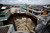 A giant sinkhole caused by the rains of tropical storm Agatha is seen in Guatemala City June 1, 2010.  Collapsed roads and highway bridges complicated rescue efforts in Guatemala on Tuesday after Tropical Storm Agatha drenched Central America, burying homes under mud and killing at least 175 people. REUTERS/Daniel LeClair