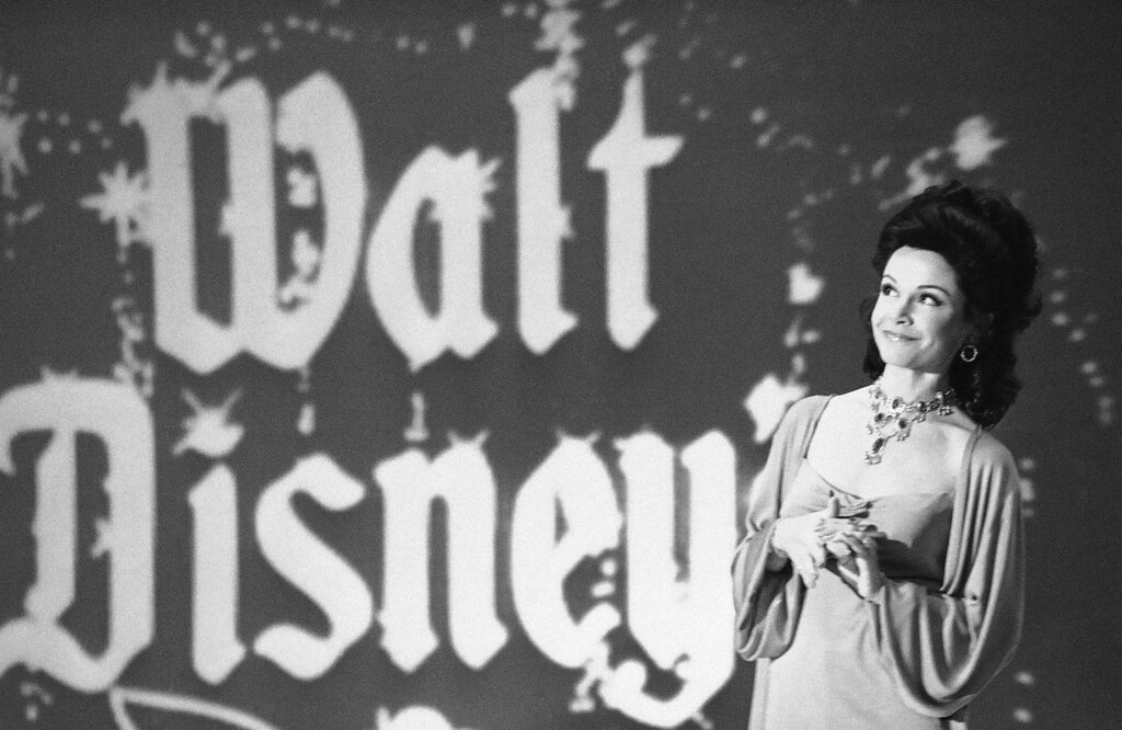 Description of . Actress Annette Funicello recalls moments when she played a