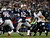 New England Patriots quarterback Tom Brady (12) passes under pressure from Baltimore Ravens outside linebacker Paul Kruger (99) in the first quarter of the NFL AFC Championship football game in Foxborough, Massachusetts, January 20, 2013. REUTERS/Mike Segar