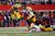 Greg Jennings #85 of the Green Bay Packers catches a 31 yard pass in the fourth quarter against the Pittsburgh Steelers during Super Bowl XLV at Cowboys Stadium on February 6, 2011 in Arlington, Texas.  (Photo by Kevin C. Cox/Getty Images)