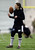 FLORHAM PARK, NJ - MARCH 03:  Lauren Silberman warms up before the NFL Regional Scouting Combine on March 3, 2013 at the Atlantic Health Training Center in Floram Park, New Jersey. Silberman is the first female to try out for the NFL.  (Photo by Elsa/Getty Images)