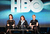 Actress Rebecca Hall, director Susanna White, and actress Adelaide Clemens speak onstage during the