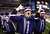 Members of the Kansas State Wildcats marching band warm up prior to their game against the Oregon Ducks in the Tostitos Fiesta Bowl at University of Phoenix Stadium on January 3, 2013 in Glendale, Arizona.  (Photo by Stephen Dunn/Getty Images)