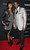 Actress Tasha Smith (L) and her guest attend the Premiere of FilmDistrict's 