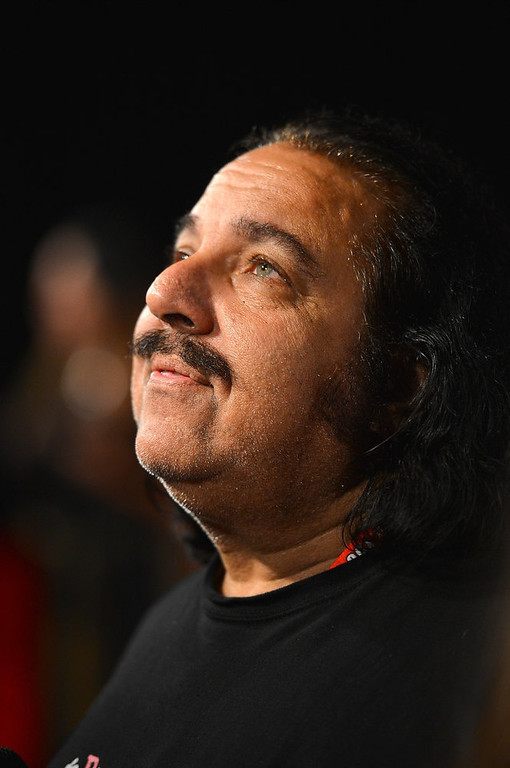 Description of . Ron Jeremy attends the Playboy and True Blood 2012 Event on July 14, 2012 in San Diego, California.  (Photo by Frazer Harrison/Getty Images For Playboy)