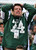 A New York Jets fan reacts after an incompletion by  Mark Sanchez #6 of the New York Jets during their game against the Arizona Cardinals at at MetLife Stadium on December 2, 2012 in East Rutherford, New Jersey.  (Photo by Al Bello/Getty Images)