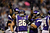 Adrian Peterson #28 of the Minnesota Vikings celebrates a touchdown during the first quarter of the game against the Chicago Bears on December 9, 2012 at Mall of America Field at the Hubert H. Humphrey Metrodome in Minneapolis, Minnesota. (Photo by Hannah Foslien/Getty Images)