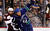 Vancouver Canucks Zack Kassian (R) checks Greg Zanon of the Colorado Avalanche during the first period of their NHL hockey game in Vancouver, British Columbia January 30, 2013.   REUTERS/Ben Nelms