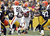 Montario Hardesty #20 of the Cleveland Browns carries the ball against the Pittsburgh Steelers during the game on December 30, 2012 at Heinz Field in Pittsburgh, Pennsylvania.  (Photo by Justin K. Aller/Getty Images)