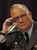 Gen. Norman Schwarzkopf testifies before the Senate Armed Services Committee on Capitol Hill, Wednesday, June 13, 1991 in Washington. Schwarzkopf testified that women should be excluded from some combat roles. (AP Photo/Doug Mills)