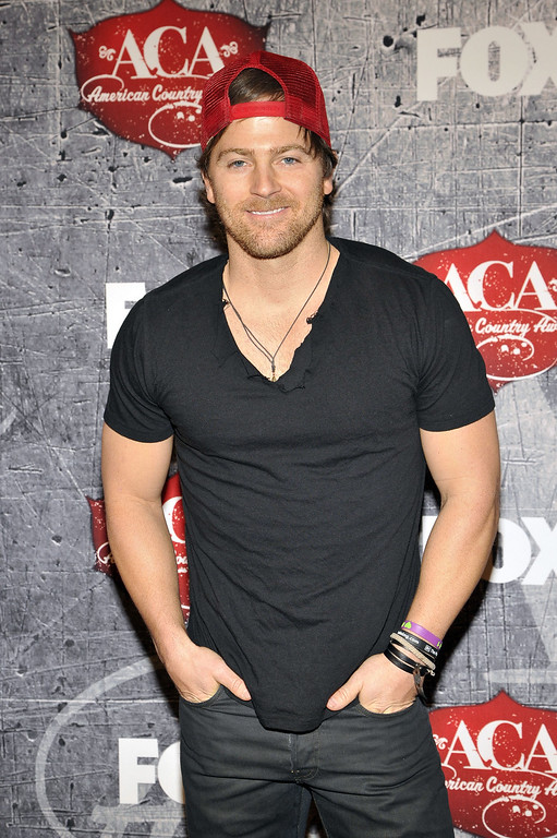 Description of . Singer Kip Moore arrives at the American Country Awards on Monday, Dec. 10, 2012, in Las Vegas. (Photo by Jeff Bottari/Invision/AP)