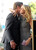 Actor Simon Baker gets a hug from actress Naomi Watts during a ceremony to award him a star on the Hollywood Walk of Fame, on Thursday, Feb. 14, 2013 in Los Angeles. Australian performers Baker and Watts worked together in the 2005 film 