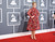 Adele arrives at the 55th annual Grammy Awards on Sunday, Feb. 10, 2013, in Los Angeles.  (Photo by Jordan Strauss/Invision/AP)