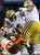LSU quarterback Zach Mettenberger (8) is taken to the turf for a sack by Clemson defensive tackle Grady Jarrett (50) during the first half of the Chick-fil-A Bowl NCAA college football game, Monday, Dec. 31, 2012, in Atlanta. (AP Photo/John Bazemore)