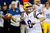 Zach Mettenberger #8 of the LSU Tigers passes against the Clemson Tigers during the 2012 Chick-fil-A Bowl at Georgia Dome on December 31, 2012 in Atlanta, Georgia.  (Photo by Kevin C. Cox/Getty Images)