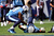 David Stewart #76 of the Tennessee Titans lies injured on the field during a game againt the Houston Texans at LP Field on December 2, 2012 in Nashville, Tennessee.  (Photo by Frederick Breedon/Getty Images)